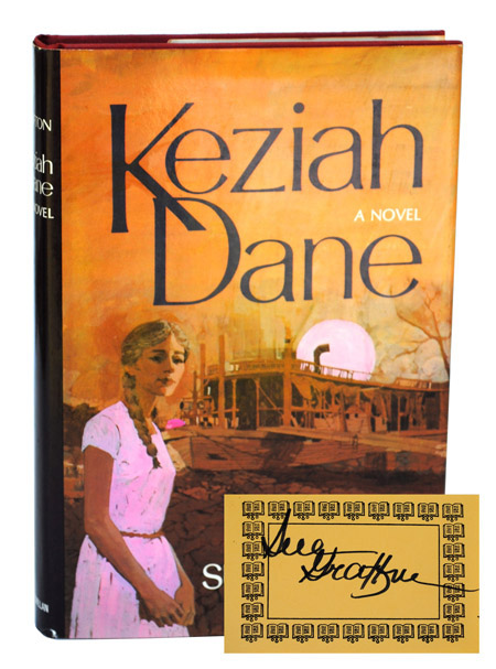 KEZIAH DANE. Sue Grafton.