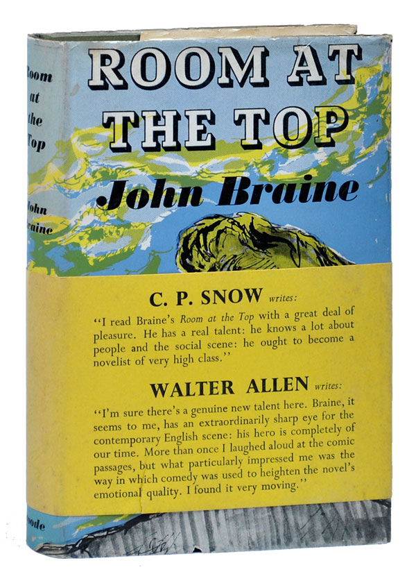 ROOM AT THE TOP. John Braine.