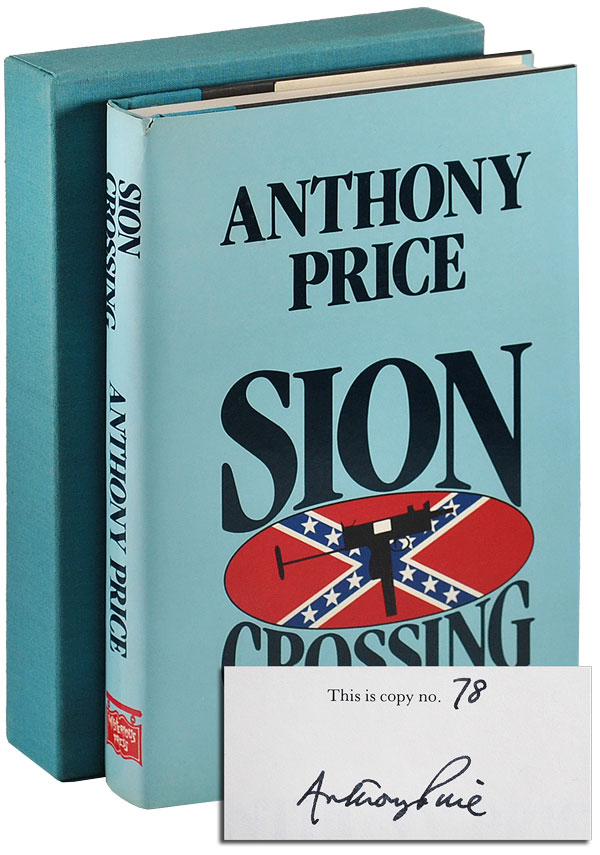 SION CROSSING - LIMITED EDITION, SIGNED. Anthony Price.