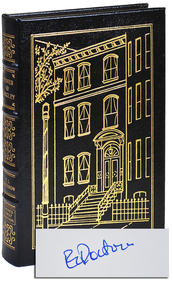 HOMER & LANGLEY - LIMITED EDITION, SIGNED. E. L. Doctorow.