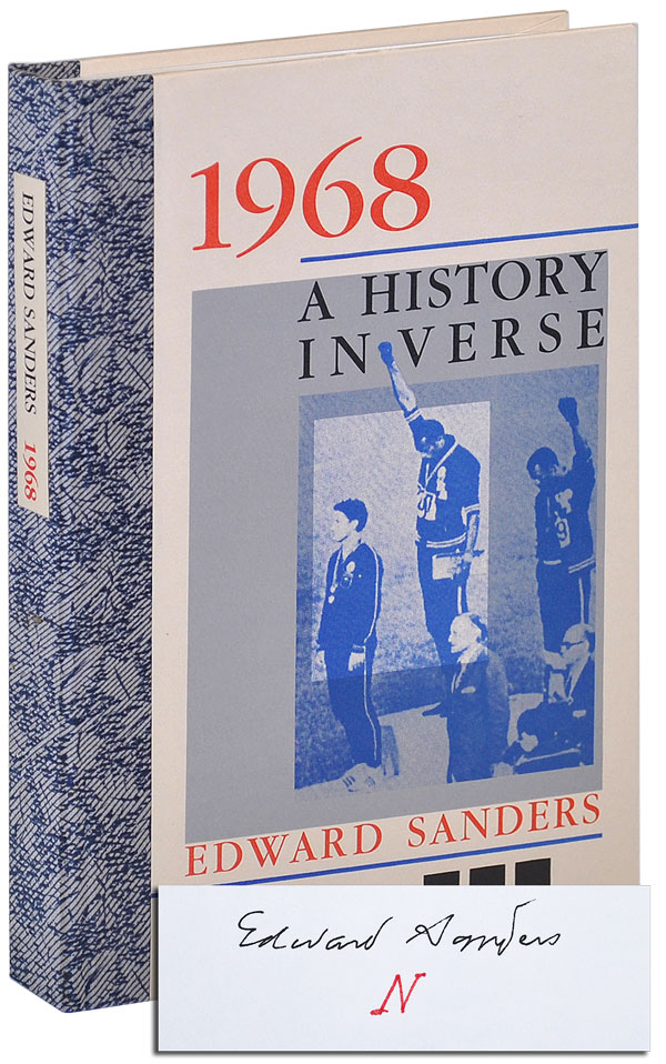 1968: A HISTORY IN VERSE - DELUXE ISSUE, SIGNED