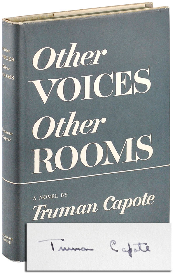 OTHER VOICES, OTHER ROOMS - SIGNED
