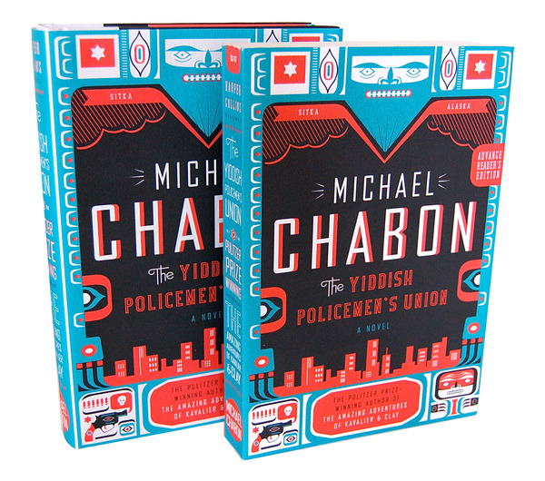 THE YIDDISH POLICEMEN'S UNION - FIRST EDITION TOGETHER WITH ADVANCE READER'S EDITION. Michael Chabon.