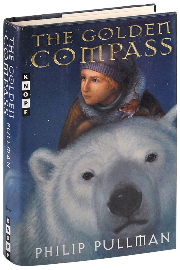 THE GOLDEN COMPASS (HIS DARK MATERIALS: BOOK ONE). Philip Pullman.
