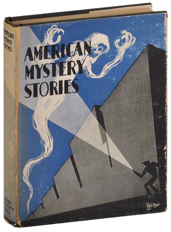 THE YELLOW WALL-PAPER [IN] AMERICAN MYSTERY STORIES. Charlotte Perkins Gilman, Carolyn Wells, contributors.