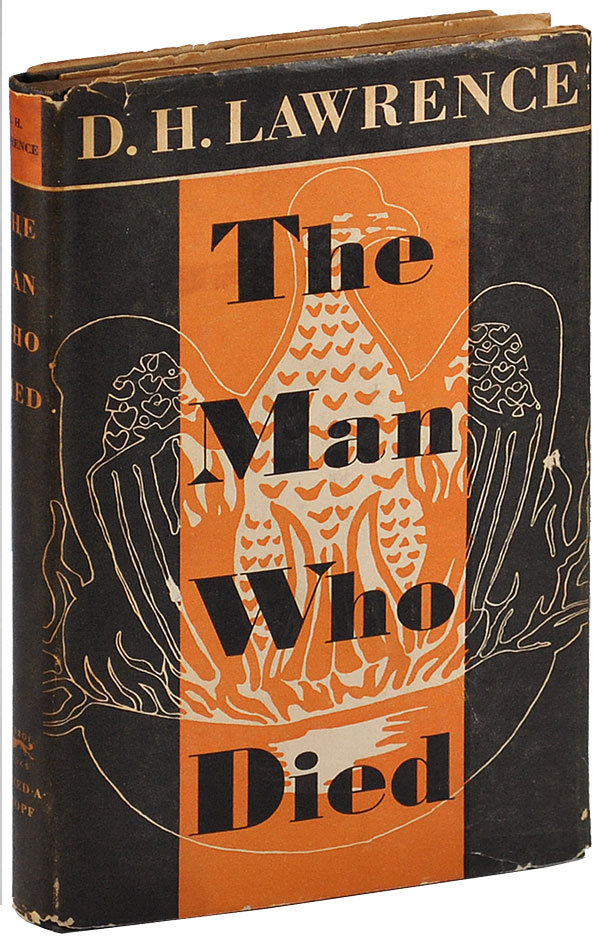 THE MAN WHO DIED. D. H. Lawrence.