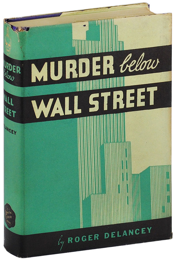 MURDER BELOW WALL STREET