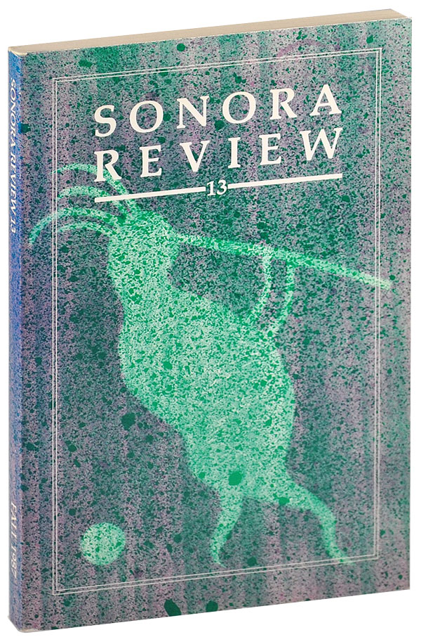 """""""SOLOMON SILVERFISH"""" [IN] SONORA REVIEW - ISSUE 13 (FALL, 1987). David Foster Wallace, contributor."""