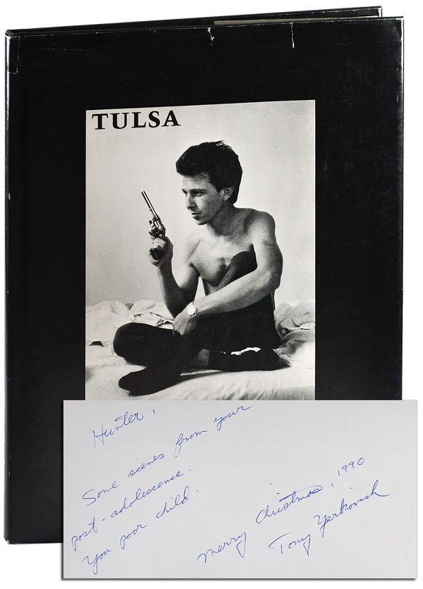 TULSA & TEENAGE LUST - INSCRIBED [HUNTER S. THOMPSON'S COPIES]. Larry Clark.