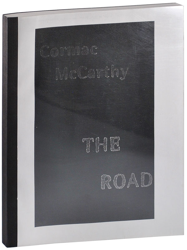 THE ROAD - PUBLISHER'S TAPE-BOUND GALLEY. Cormac McCarthy.
