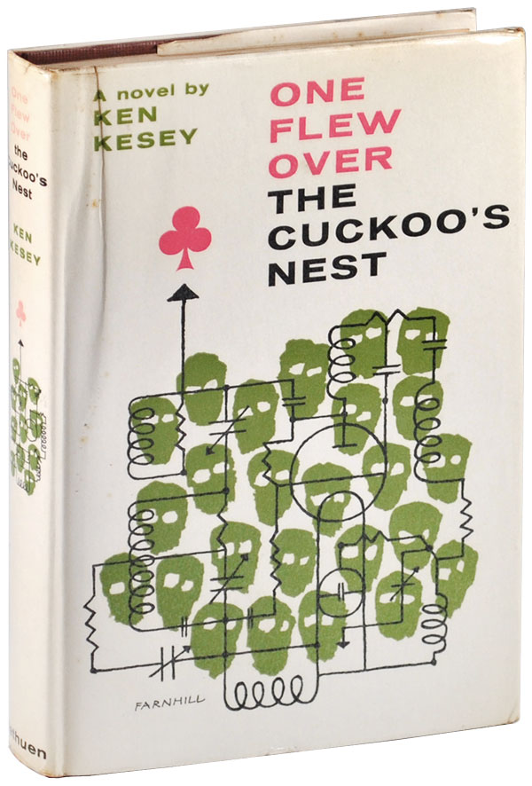 ONE FLEW OVER THE CUCKOO'S NEST: A NOVEL. Ken Kesey.