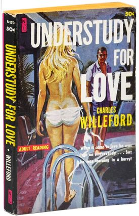 UNDERSTUDY FOR LOVE - SIGNED BY ROBERT BONFILS