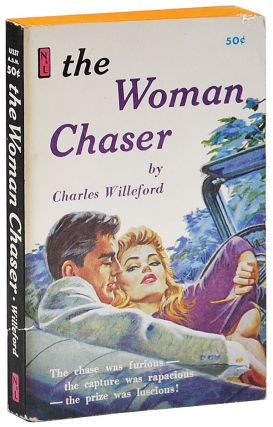 THE WOMAN CHASER - SIGNED BY ROBERT BONFILS