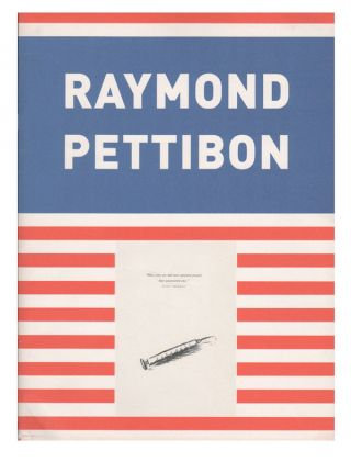 RAYMOND PETTIBON: NO TITLE. Raymond Pettibon, Roberto Ohrt, illustrations, text