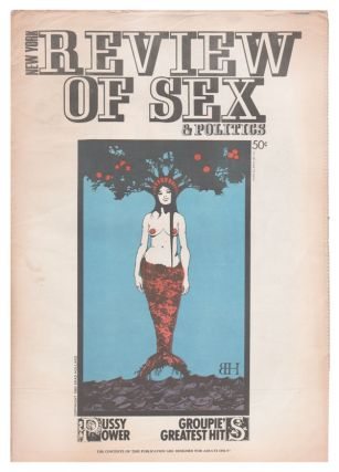 """NOTES OF A DIRTY OLD MAN"" [IN] NEW YORK REVIEW OF SEX & POLITICS - VOL.I, NO.13 (SEPTEMBER 15,..."