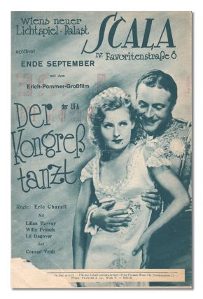 M - ORIGINAL AUSTRIAN PREMIERE PROGRAM