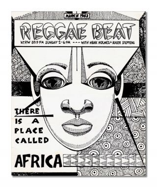 REGGAE BEAT - VOL.2, NO.2 (MARCH, 1983). REGGAE, C. C. Smith