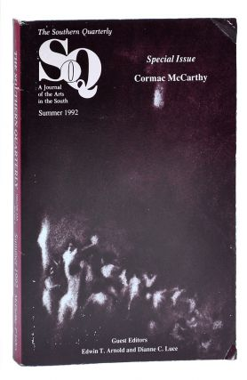 THE SOUTHERN QUARTERLY: A JOURNAL OF THE ARTS IN THE SOUTH - VOL.XXX, NO.4 (SUMMER 1992). ...