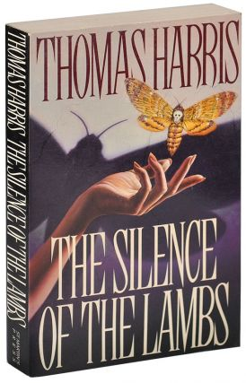 THE SILENCE OF THE LAMBS - ADVANCE COPY. Thomas Harris