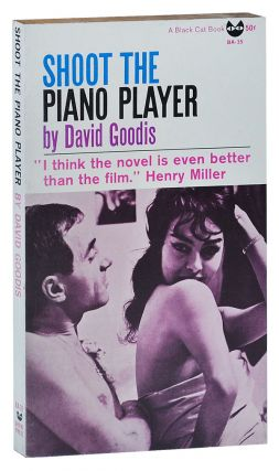 SHOOT THE PIANO PLAYER - REVIEW COPY