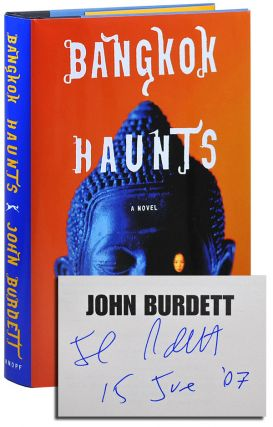 BANGKOK HAUNTS - SIGNED. John Burdett