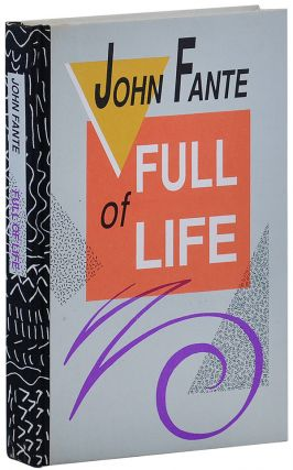 FULL OF LIFE - LETTERED COPY, 1/26. John Fante