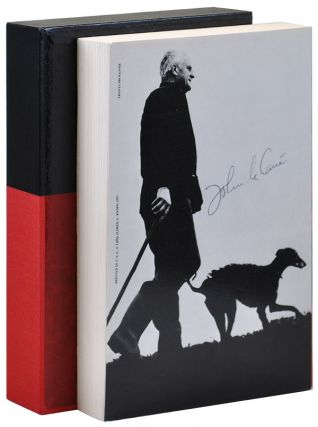 THE RUSSIA HOUSE - SIGNED BY JOHN LE CARRÉ, SEAN CONNERY, AND MICHELLE PFEIFFER