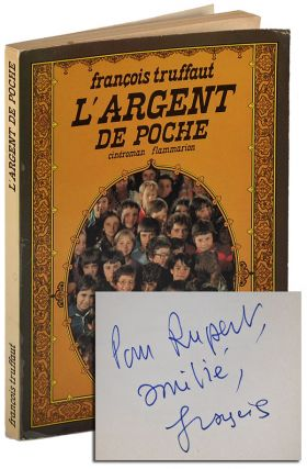 L'ARGENT DE POCHE (SMALL CHANGE) - INSCRIBED BY TRUFFAUT. François Truffaut