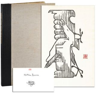 TRAGEDY HAS OBLIGATIONS - LIMITED EDITION, SIGNED. Robinson Jeffers, William Everson, poem,...