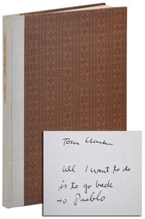 A SHORT GUIDE TO THE HIGH PLAINS - DELUXE ISSUE, SIGNED. Tom Clark, Ed Dorn, poems, introduction