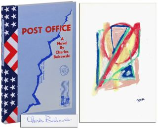 POST OFFICE - DELUXE ISSUE, SIGNED. Charles Bukowski