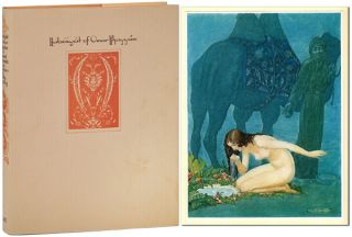 RUBAIYAT OF OMAR KHAYYAM: THE FIRST AND FOURTH RENDERINGS IN ENGLISH VERSE. Willy Pogany, Edward...