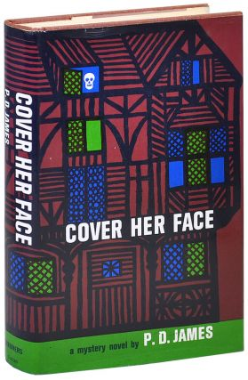 COVER HER FACE. P. D. James