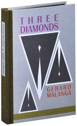 THREE DIAMONDS - LIMITED EDITION, SIGNED