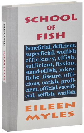 SCHOOL OF FISH - LIMITED EDITION, SIGNED