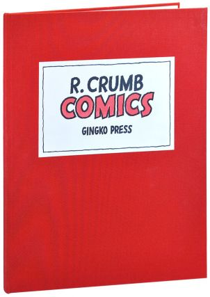 COMICS: THE STORY O' MY LIFE, PEOPLE...YA GOTTA LOVE 'EM. I'M GRATEFUL! I'M GRATEFUL! R. Crumb