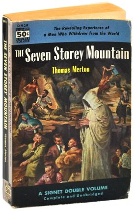 THE SEVEN STOREY MOUNTAIN - INSCRIBED TO KURT ENOCH