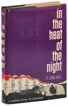 IN THE HEAT OF THE NIGHT. John Ball