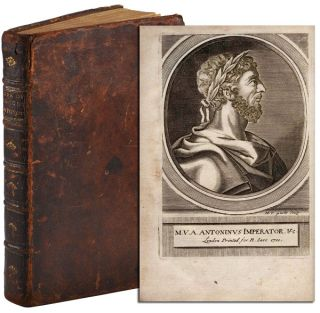THE EMPEROUR MARCUS ANTONINUS. HIS CONVERSATION WITH HIMSELF: TOGETHER WITH THE PRELIMINARY...
