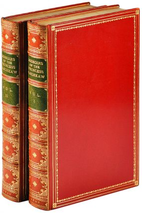 MEMOIRS OF THE PRINCESS DASCHKAW, LADY OF HONOUR TO CATHERINE II. EMPRESS OF ALL THE RUSSIAS: WRITTEN BY HERSELF. COMPRISING LETTERS OF THE EMPRESS, AND OTHER CORRESPONDENCE