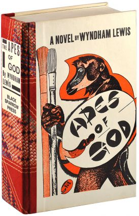 THE APES OF GOD - DELUXE ISSUE. Wyndham Lewis