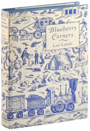 BLUEBERRY CORNERS. Lois Lenski