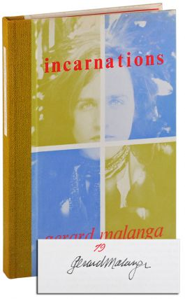 INCARNATIONS - LIMITED EDITION, SIGNED. Gerard Malanga