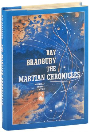 THE MARTIAN CHRONICLES. Ray Bradbury, Kim Stanley Robinson, stories, preface