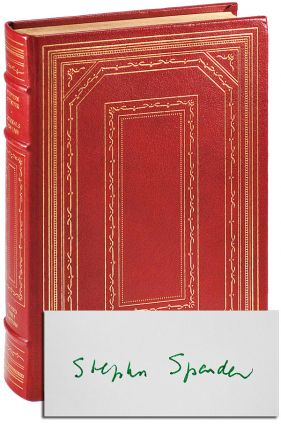 JOURNALS 1939-1983 - LIMTED EDITION, SIGNED. Stephen Spender