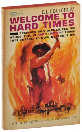 WELCOME TO HARD TIMES - INSCRIBED TO AYN RAND