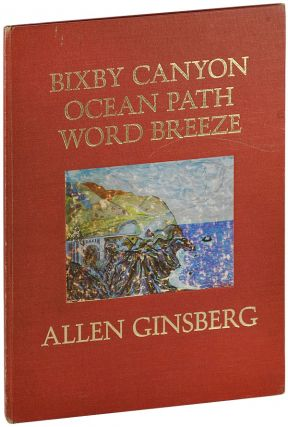 BIXBY CANYON OCEAN PATH WORD BREEZE - INSCRIBED TO EMIL WHITE