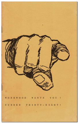 THE WORMWOOD REVIEW - RUN OF 101 ISSUES