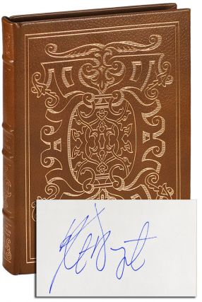SLAUGHTERHOUSE-FIVE, OR THE CHILDREN'S CRUSADE - LIMITED EDITION, SIGNED. Kurt Vonnegut