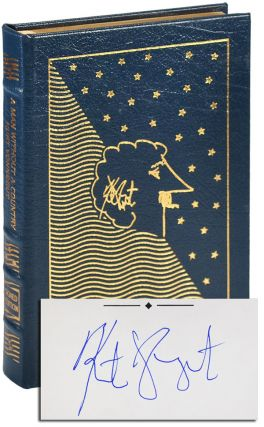 A MAN WITHOUT A COUNTRY - LIMITED EDITION, SIGNED. Kurt Vonnegut
